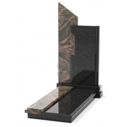 Памятник эксклюзивный ЭК-8 (1350*650 мм)