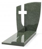 Памятник эксклюзивный ЭК-14 А Зелёный (1270*800 мм)