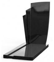 Памятник эксклюзивный ЭК-14 Чёрный (1570*700 мм)