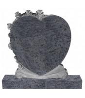 Памятник элитный Э-13 Голубой (1000*900*100 мм)