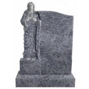 Памятник элитный Э-21 Голубой (1300*900*120 мм)