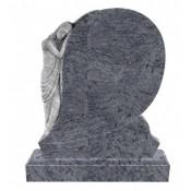 Памятник элитный Э-6 Голубой (1300*1100*120 мм)