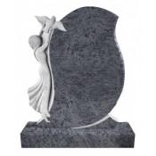 Памятник элитный Э-2 Голубой (1300*1050*120 мм)