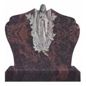 Памятник элитный Э-10 Коричневый (1100*1300*120 мм)