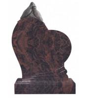Памятник элитный Э-11 Коричневый (1300*1000*100 мм)