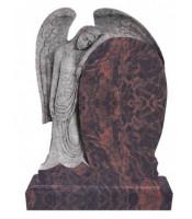 Памятник элитный Э-14 Коричневый (1400*1000*120 мм)