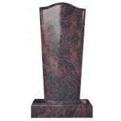 Памятник элитный Э-19 Коричневый (1500*700*150 мм)