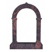 Памятник элитный Э-4 Коричневый (1630*1180*200 мм)