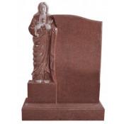 Памятник элитный Э-21 Красный (1300*900*120 мм)