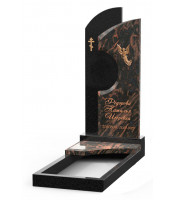 Памятник эксклюзивный ЭК-10 А (1350*650 мм)