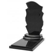 Памятник эксклюзивный ЭК-11 Чёрный (1410*600 мм)