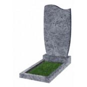 Памятник фигурный Ф-42 Голубой (1100*600*70 мм)