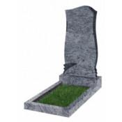 Памятник фигурный Ф-48 Голубой (1100*550*70 мм)