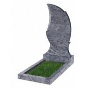 Памятник фигурный Ф-47 Голубой (1100*550*70 мм)