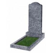 Памятник фигурный Ф-11 Голубой (1100*500*70 мм)
