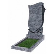 Памятник фигурный Ф-57 Голубой (1100*600*70 мм)