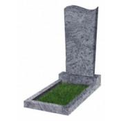 Памятник фигурный Ф-13 Голубой (1100*500*70 мм)