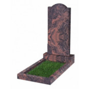Памятник фигурный Ф-10 Коричневый (1000*450*70 мм)