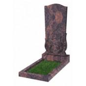 Памятник фигурный Ф-32  Коричневый (1100*500*70 мм)