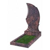 Памятник фигурный Ф-47 Коричневый (1100*550*70 мм)