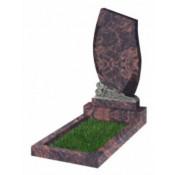 Памятник фигурный Ф-92 Коричневый (1100*600*70 мм)