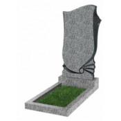 Памятник фигурный эконом Ф-57 Светло-серый (800*450*50 мм)