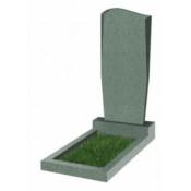 Памятник фигурный Ф-21 Зелёный (1100*500*70 мм)