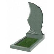 Памятник фигурный Ф-47 Зелёный (1100*550*70 мм)