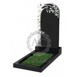Фигурные памятники толщиной 50 мм (экономные)-Карелия (44)