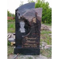 Памятник эксклюзивный (Комбинированный гранит)