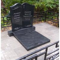"""Памятник семейный """"Книга"""""""