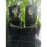 Памятник семейный (Карельский гранит)
