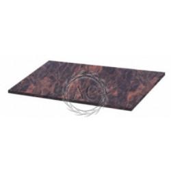 Надгробная плита ПН-6 Импортный гранит (1280*600*30 мм), цвет коричневый